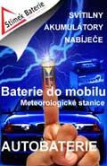 Baterie do mobilu, autobaterie, nabijecky baterii,  Zehlicky na vlasy